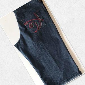 Out Jeans Plus Size Capris